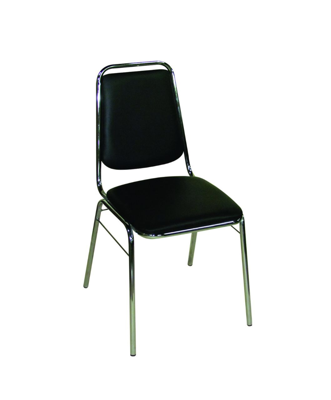 C23 Comfort Black Visitors Chairs