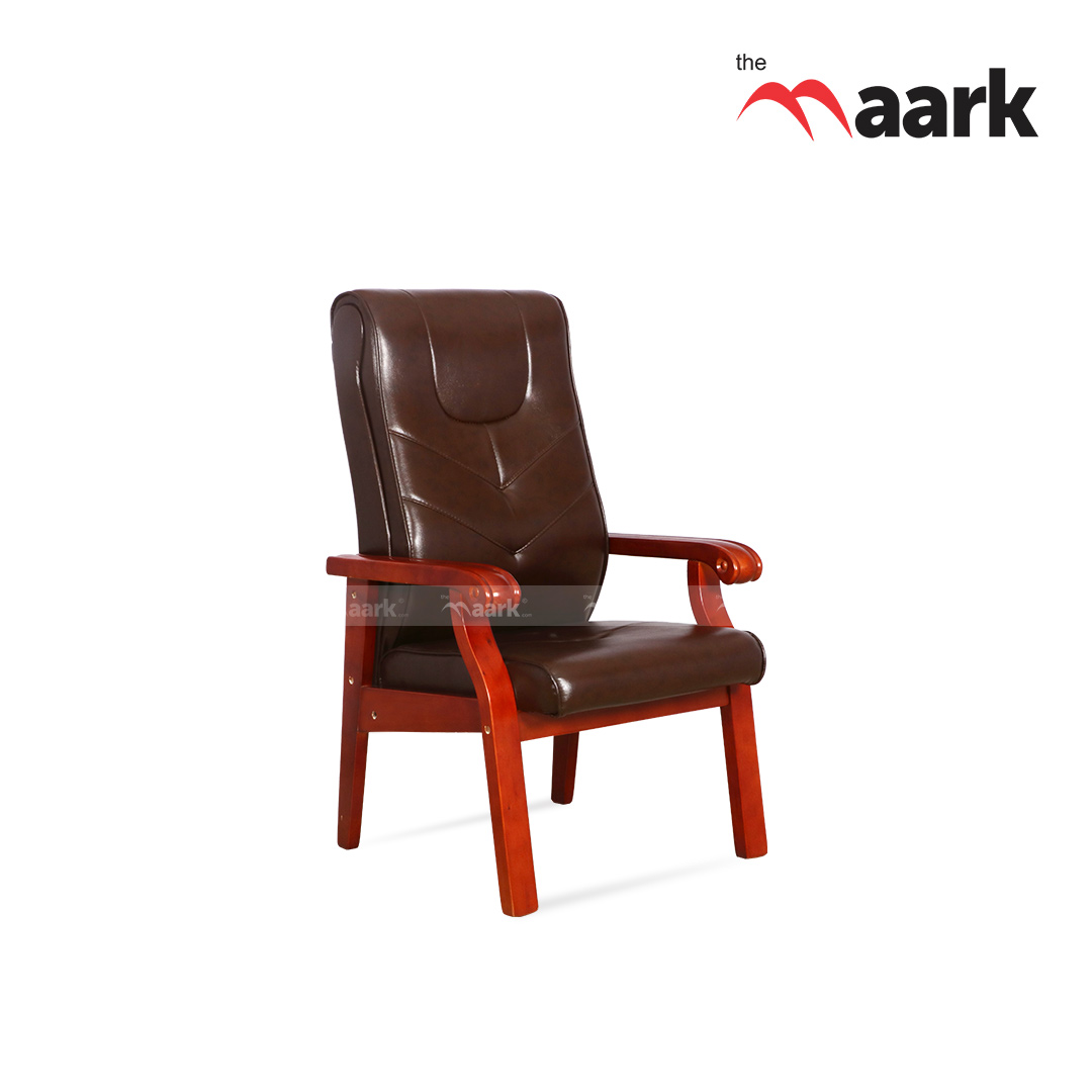Highback Wooden Chair
