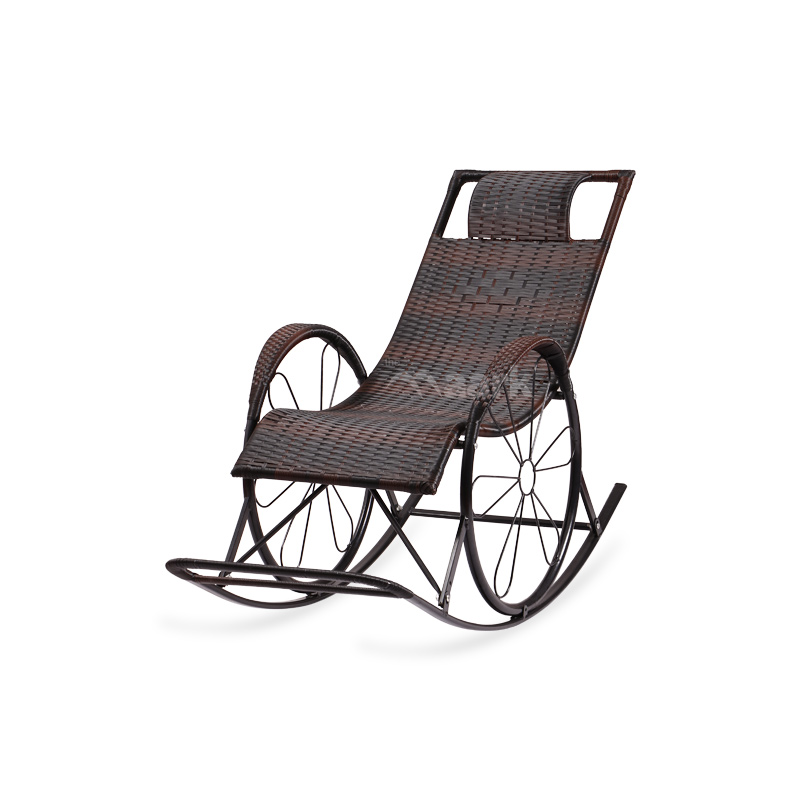 Triger Snake Model Rocking Chair
