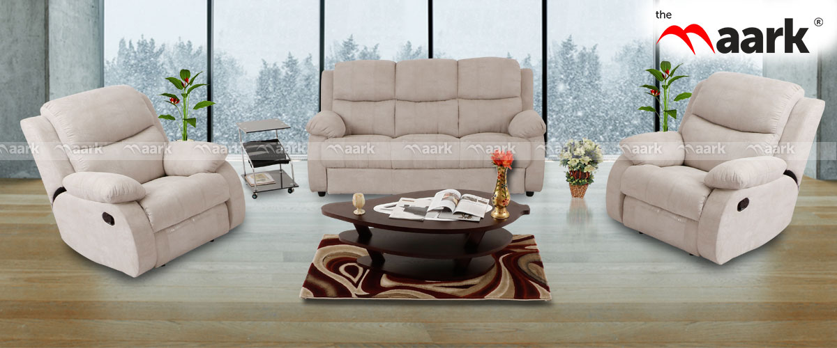 Sweden Whitey Set Sofa