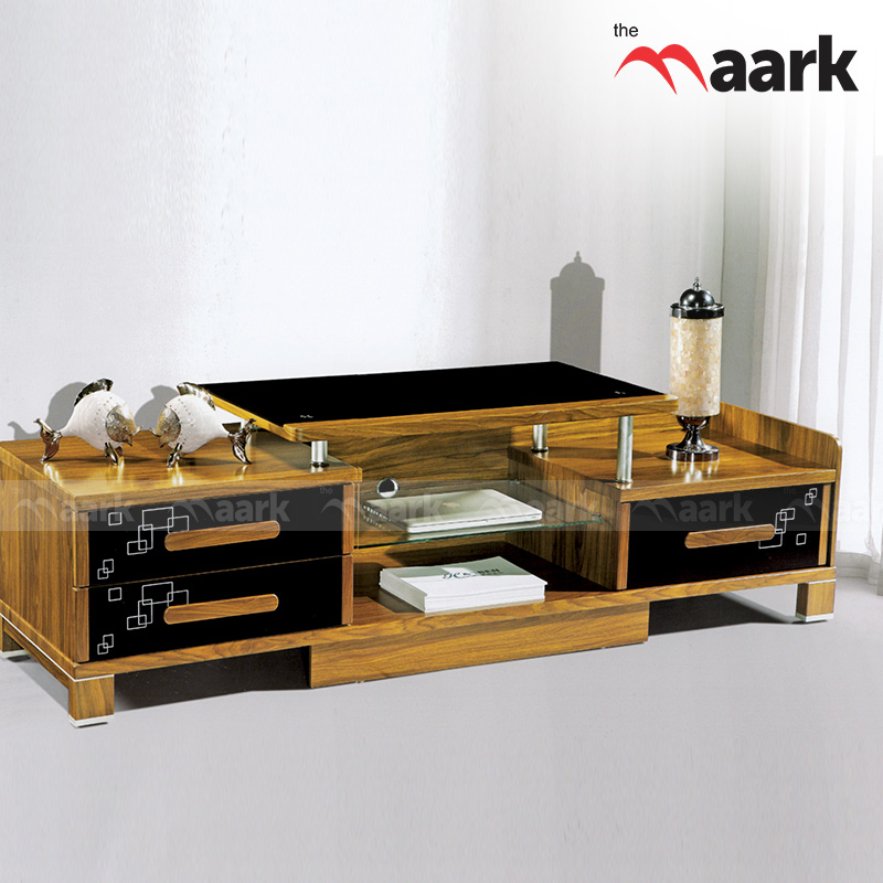 Canbera Brown TV Unit