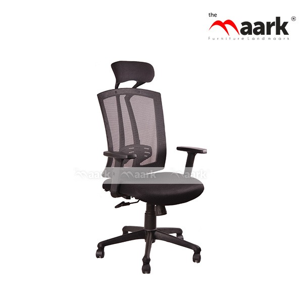 Black Headed MD Chair