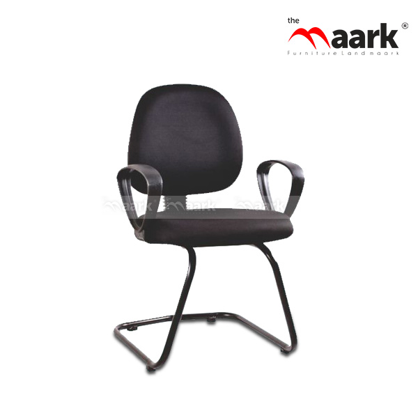Black Cushion Comfortable Executive Chairs