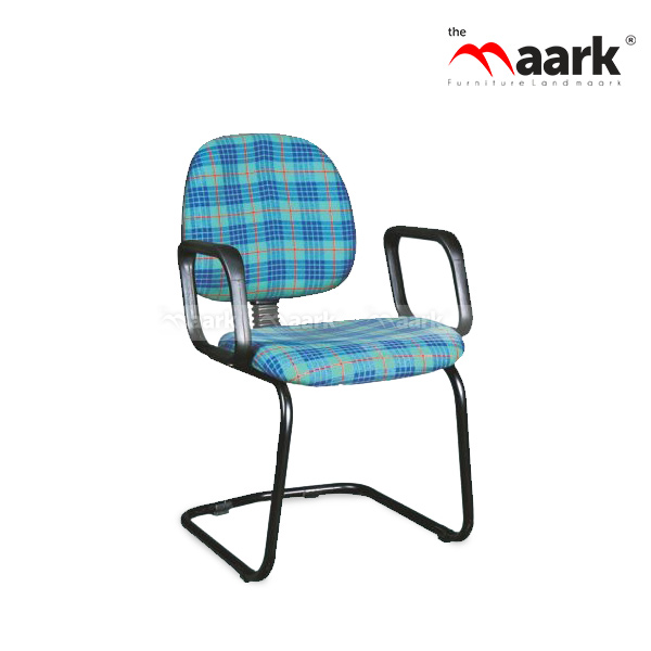 Designed Checked Executive Chairs