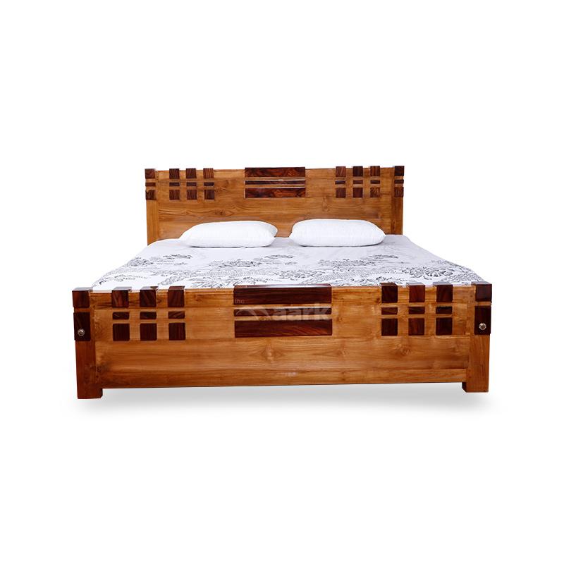 Vingo Cot In Wooden