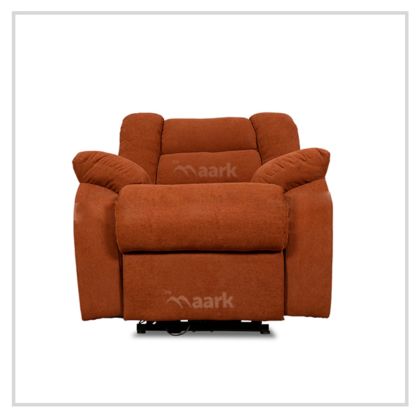 Maark Single Recliner Sofa-Motorised