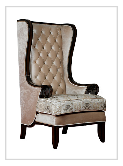 Royal Wings Palace Sofa Chair