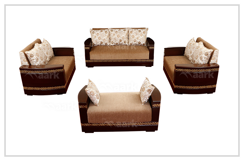 Woody Sofa with Shetty 3+2+2