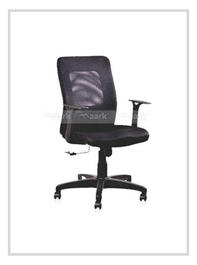 Accent Black Classic MD Chair