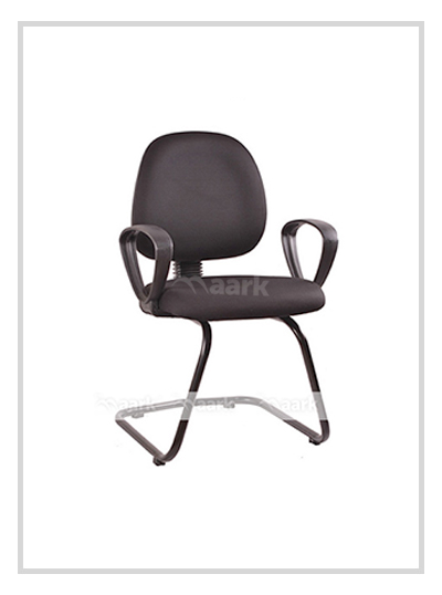 Black Cushion Comfortable Executive Chair