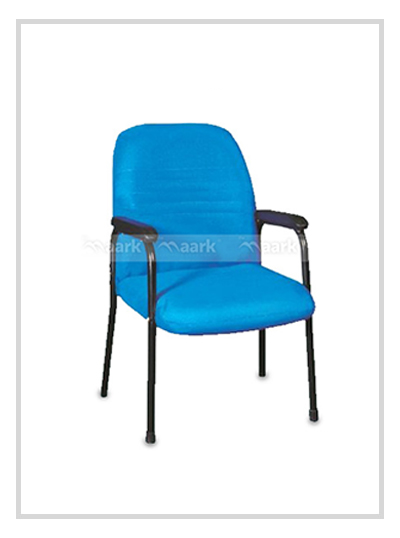 Blue Cushion Comfortable Executive Chair