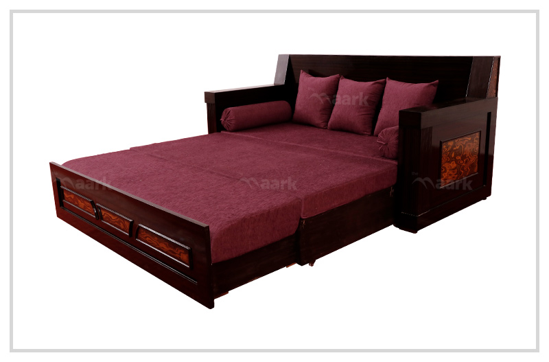 MK Chattai Sofa Cum Bed