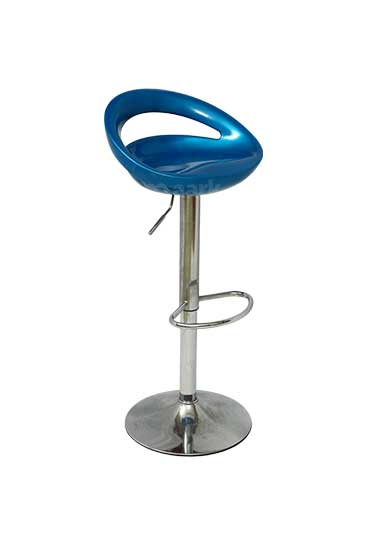 COMFOR SEATER BARSTOOL BLUE COLOR