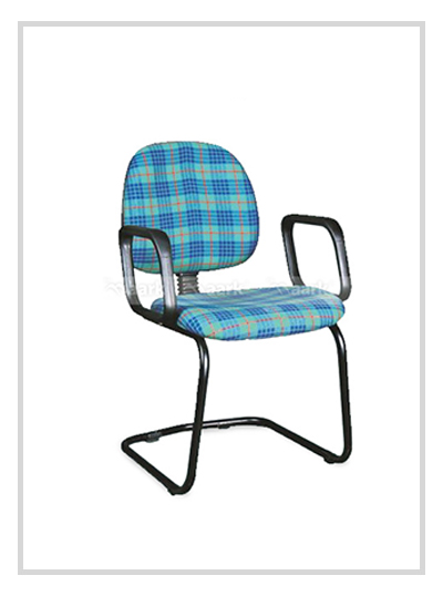 Designed Checked Executive Chair