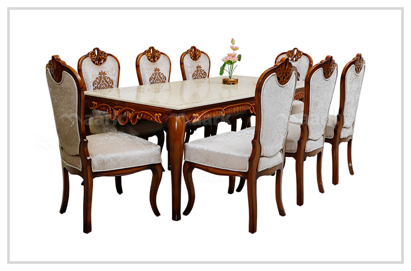 Monako Eight Seater Dining Table