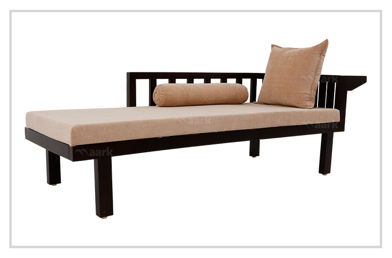 Simply Wooden Divan Sofa Bed