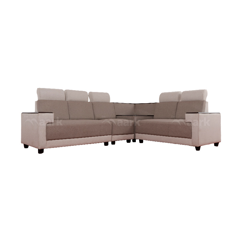 Indroyal Fabric Corner Sofa