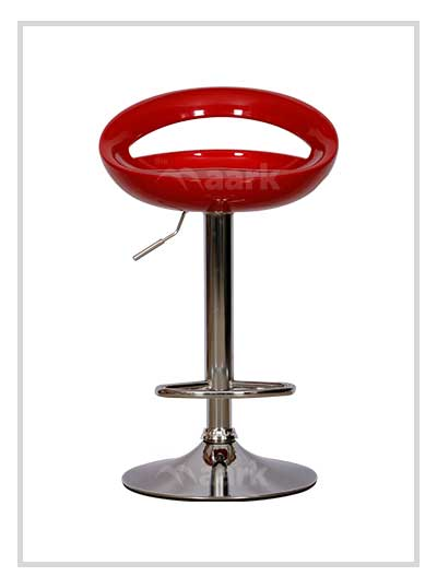 Stylish Barstool- Red Color